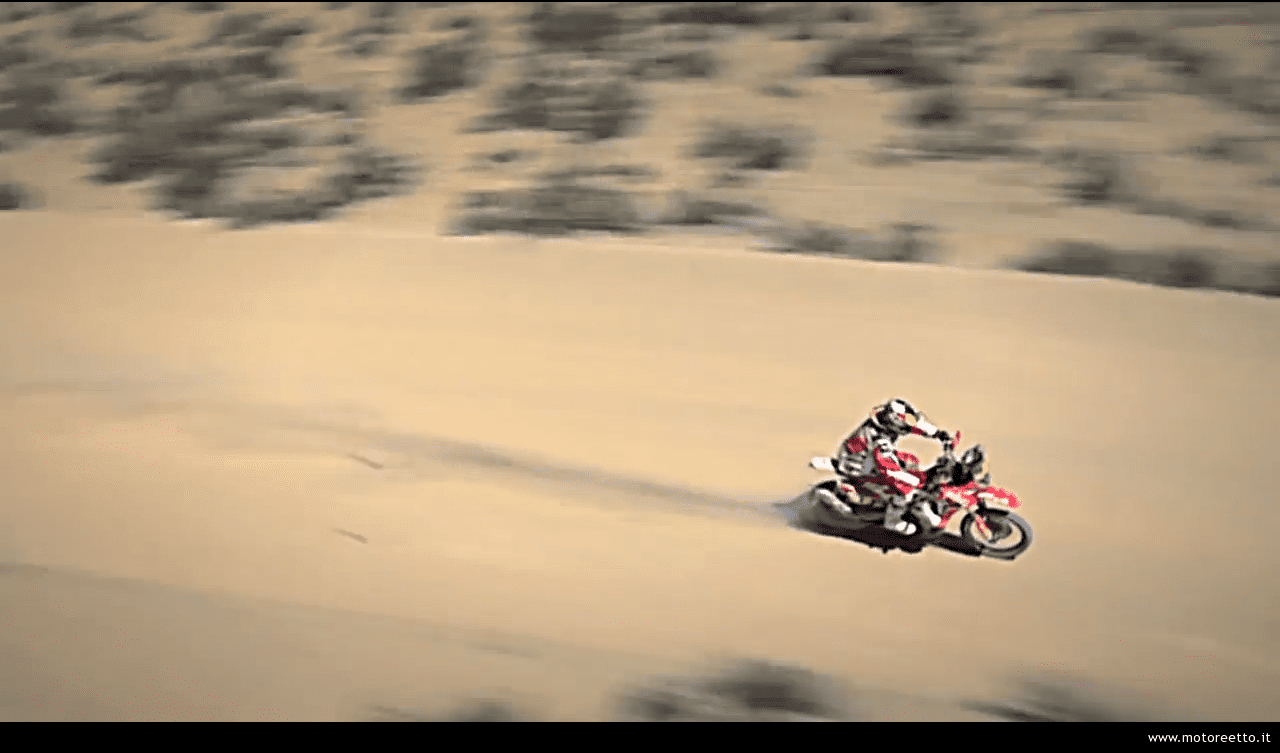 video 2014 honda crf 450 rally