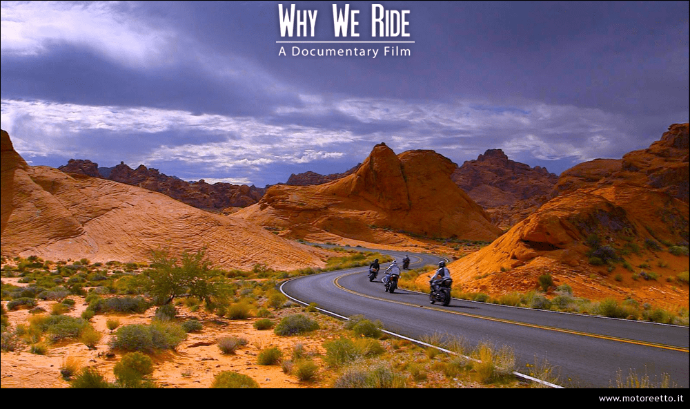 why we ride valley of fire
