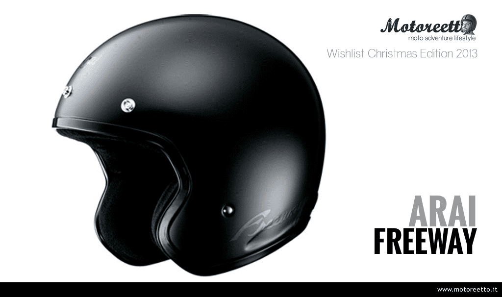freeway arai helmet
