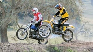 vintage off road jersey reign in action