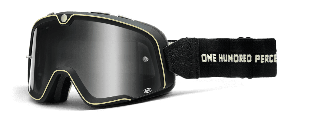 barstow goggles classic chequer 100%