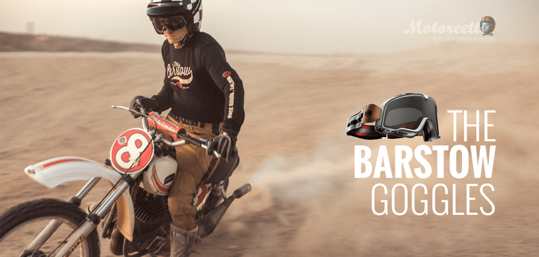 ride the barstow, classic legend goggles
