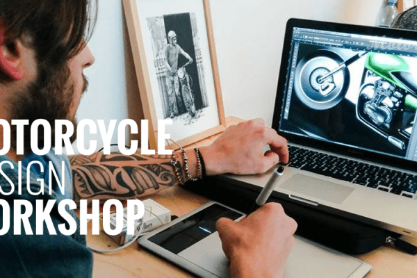 Motorcycle Design Workshop, a scuola di Cafè Racer