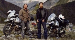 long way round ewan mcgragor e charlie boorman bmw gs 1150