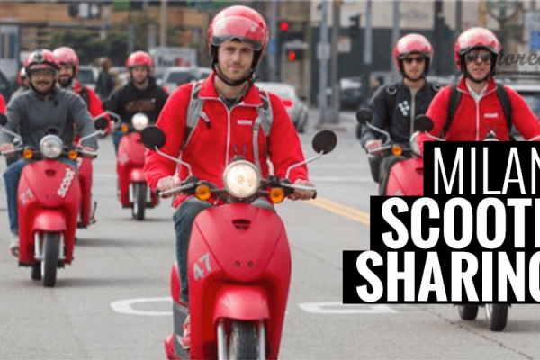 scooter sharing milano maran