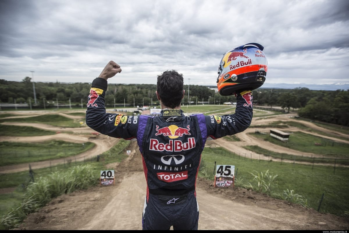Red Bull Epic Rise Daniel Ricciardo video teaser