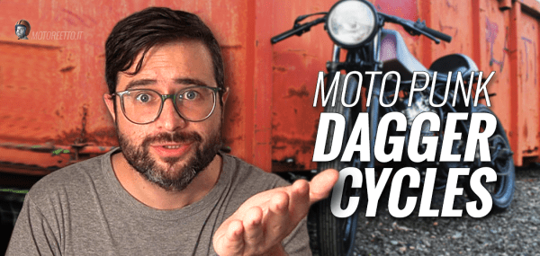 dagger cycles vlog motoreetto