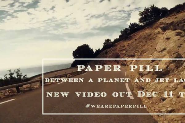 Paper Pill: nuovo video on the road!