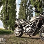 test vstrom 650 xt motoreetto