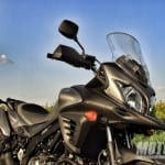 v-strom xt 650 long test motoreetto