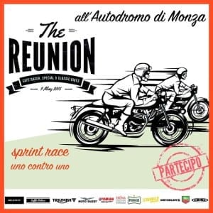 the reunion post partecipo motoreetto