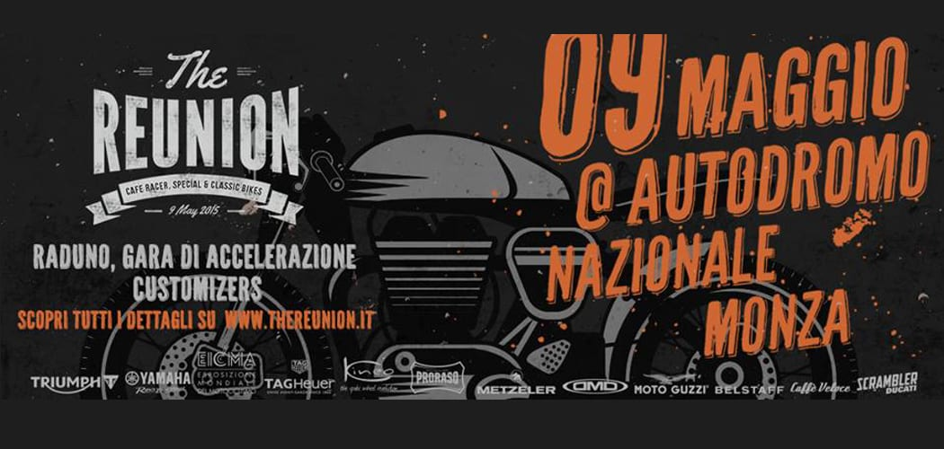 the reunione monza cover motoreetto