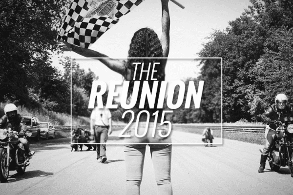 The Reunion monza 2015 motoreetto video sprint race