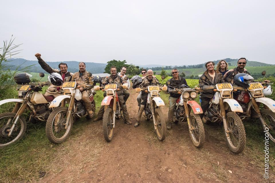 marco polo team in uganda motoreetto