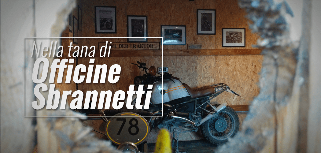 officine sbrannetti cover motoreetto video intervista