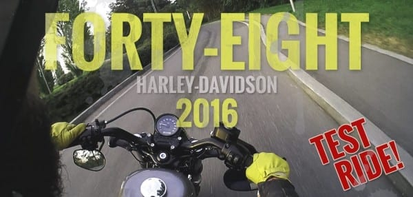 forty-eight 2016 test demo ride live video motoreetto