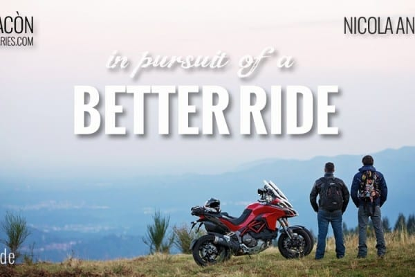better ride bosch video alex chacon e motoreetto insieme cover