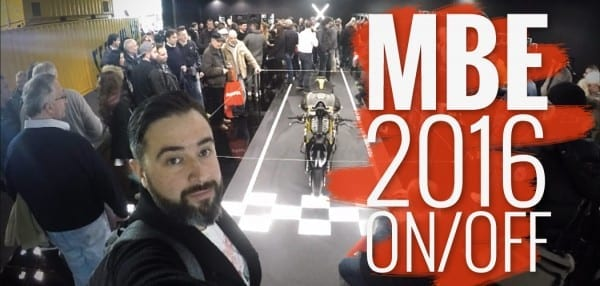 Motor Bike Expo 2016 video on off di motoreetto