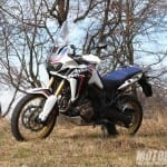 africa twin honda test prova ride dct motoreetto