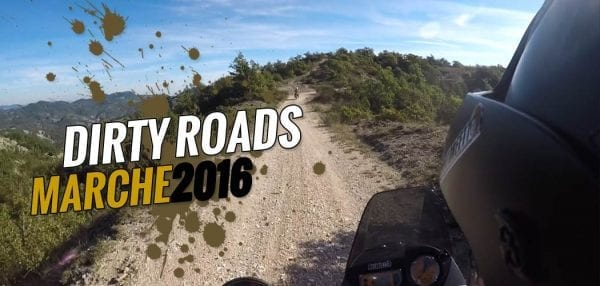 marche strade bianche video dirty roads marco polo team motoreetto