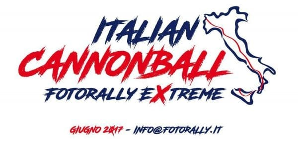 italian cannonball fotorally extreme