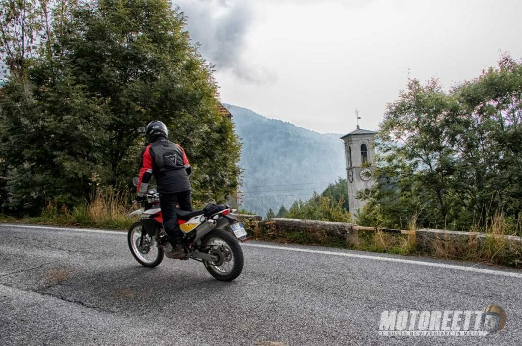 swm rs 650 r prova recensione motoreetto video test