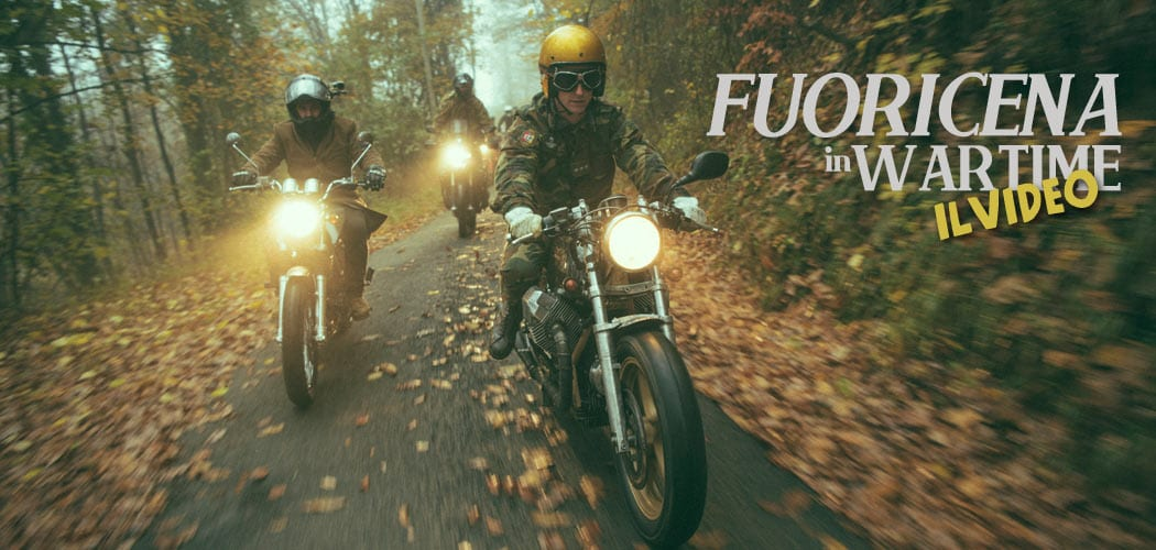 fuoricena wartime 2016 video motoreetto vanni oddera