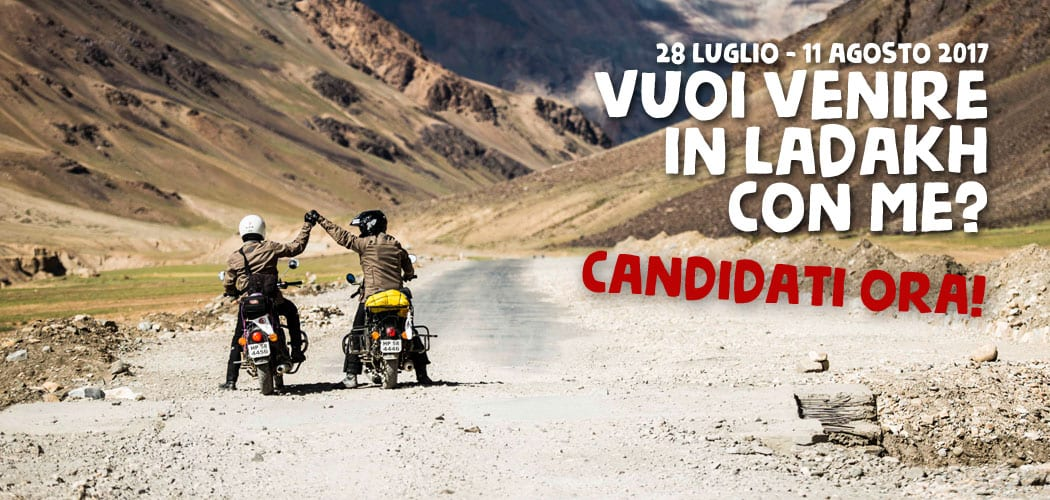 ladakh in moto candidati estate 2017 motoreetto marco polo team royal enfield