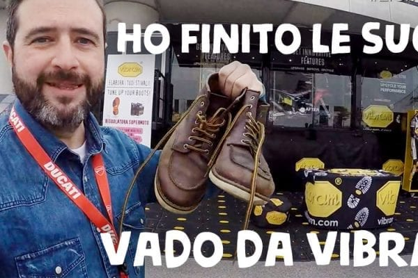 vibram eicma motoreetto video