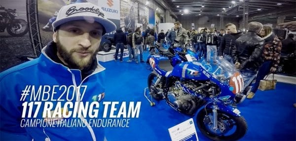 suzuki gs 750 1976 endurance 117 racing team motor bike expo video motoreetto