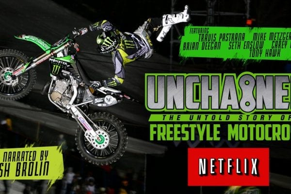 unchained freestyle motocross documentary cover motoreetto