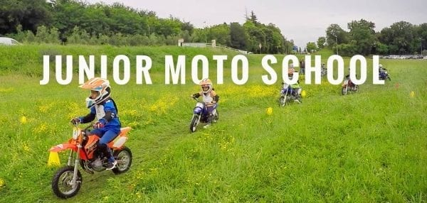 junior moto school video motoreetto