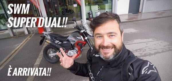 swm super dual video motoreetto presentazione euro 4 2017