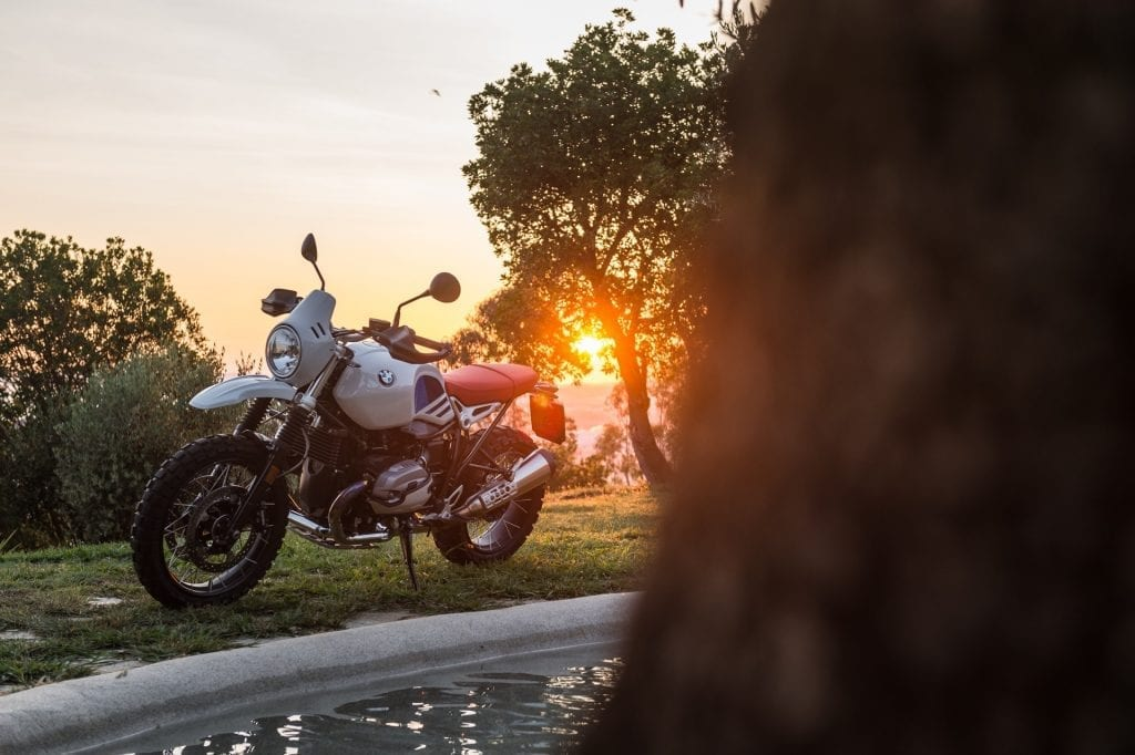 bmw urban gs press test video motoreetto prova maremma