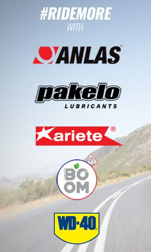 Motoreetto Official Sponsors Must Have