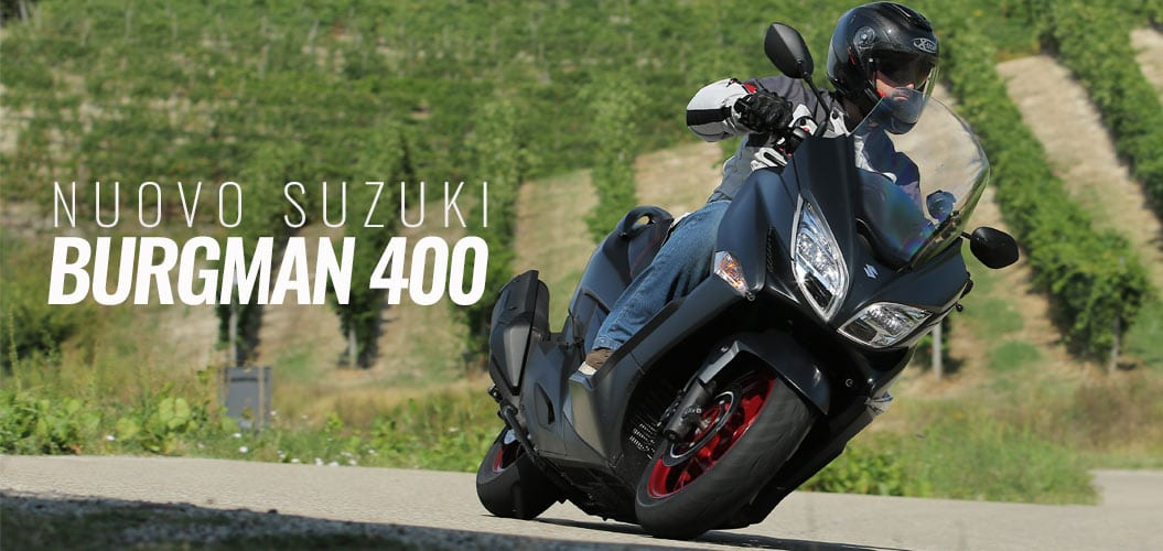 suzuki burgman 400 2017 test anteprima motoreetto cover video