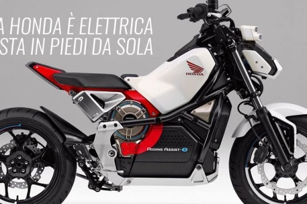 honda riding assist electric motorcycle motoreetto cover