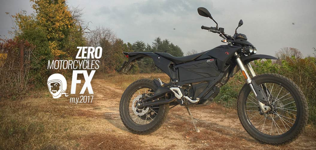 zero motorcycles fx 2017 review recensione motoreetto video