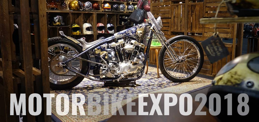 motor bike expo 2018 - motoreetto video riassunto