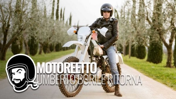 borile ritorna intervista video motoreetto