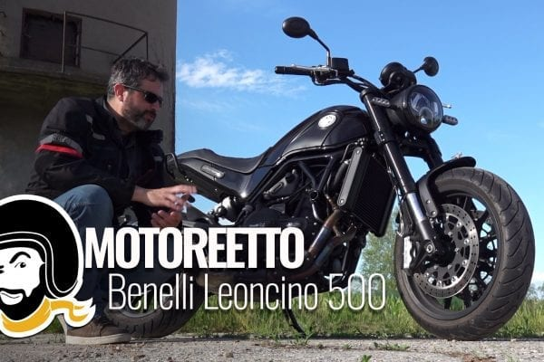 benelli leoncino review motoreetto