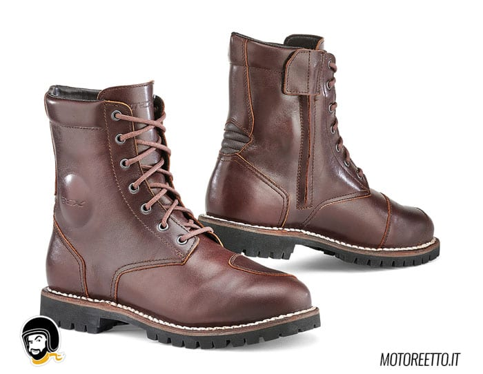 tcx boots hero vintage motoreetto review