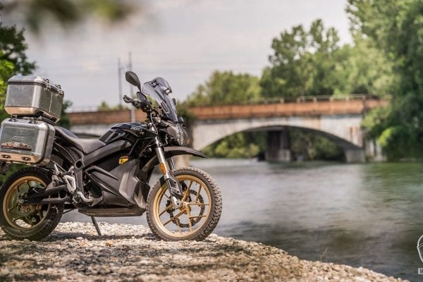 Moto elettrica: is silence the new black?