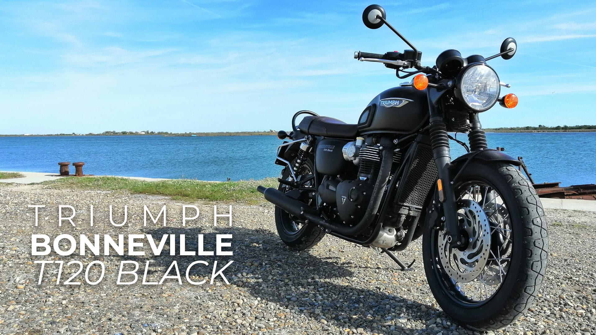 triumph bonneville t120 black prova recensione test ride di 2000 km motoreetto