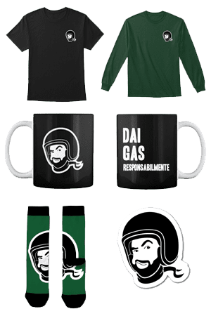 motoreetto merchandising officiale 2020