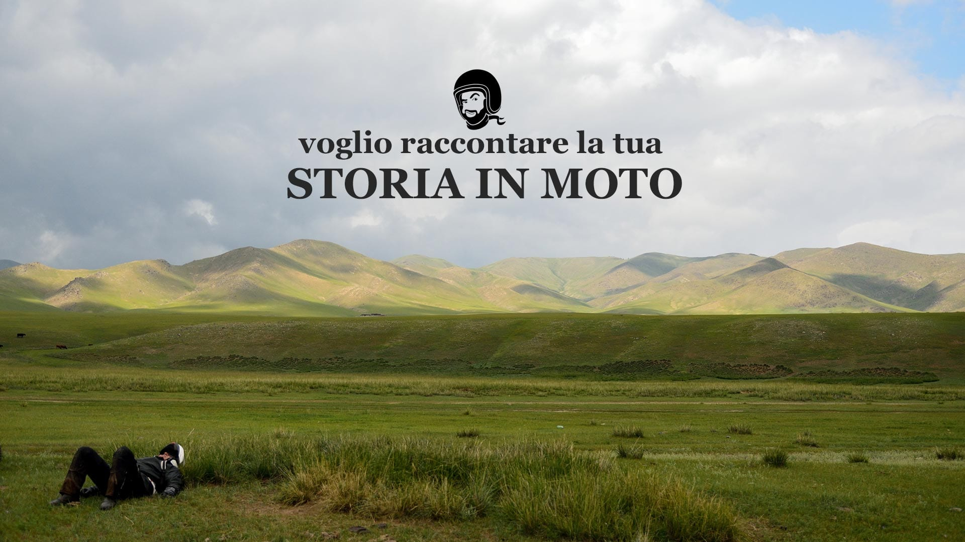 storie in moto - motoreetto wants you