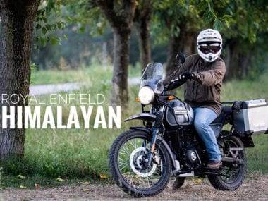 royal enfield himalayan cover motoreetto video prova opinione recensione
