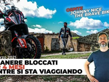 intervista a johnny nice the brave biker